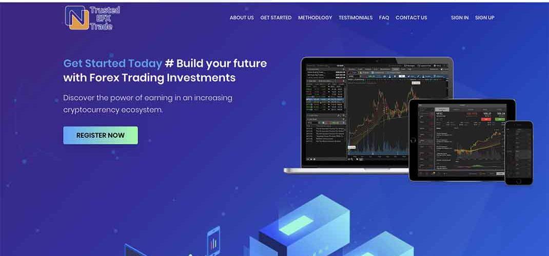 Пирамида TrustedEFxTrade: отзывы и условия инвестирования – Мошенник?